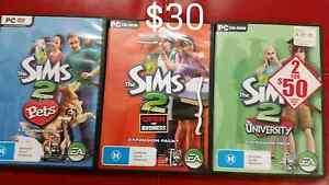 SIMS PC GAMES Smithfield Cairns City Preview