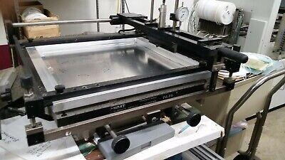 Surface Mount Techniques 1616 Manual Stencil Printer