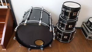 Sonor designer drum kit Taringa Brisbane South West Preview