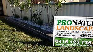 LANDSCAPING & EXCAVATION SERVICES ALL AREAS IN SYDNEY Liverpool Liverpool Area Preview