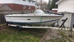 Free boat with $500 trailer