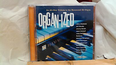 Usado, Un All-Star Tribute To The Hammond B3 Órgano Organ-Ized 1999 High Street cd2386 segunda mano  Embacar hacia Spain
