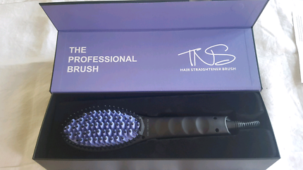 TBS Hair Straightening Brush Belmore Canterbury Area Preview
