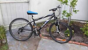 "Mountain unisex bike MBC LTD 26"" wheels, 24 speeds"