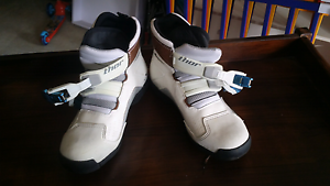 Thor Motorbike boots Westmeadows Hume Area Preview