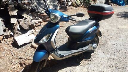 piaggio fly 125 2008 scooter | scooters | gumtree australia hobart