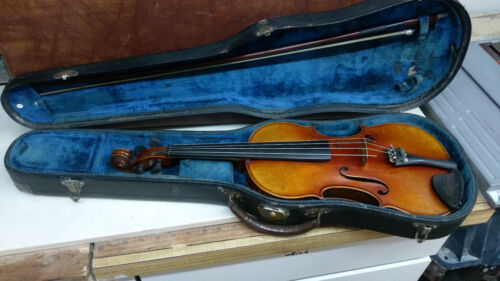 Antique Joseph Guarnerius German full size 4/4 Violin