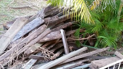 Free old timber Bracken Ridge Brisbane North East Preview