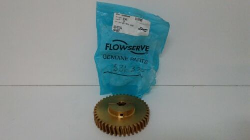 NEW OLD STOCK! FLOWSERVE PUMP SPIRAL GEAR 6HT148X2