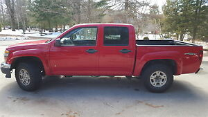 2006 GMC Canyon OFF ROAD 4x4