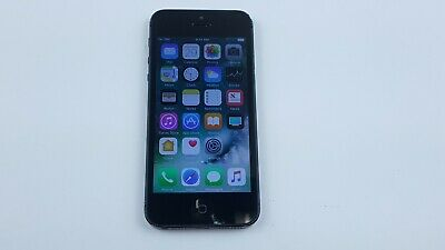 Apple iPhone 5 32GB Black & Slate (Unlocked) A1428 (GSM) Clean IMEI J3674