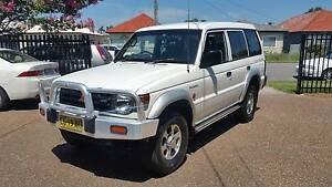 1999 Mitsubishi Pajero GLX Escape (4x4) 3.5L V6 - AUTO, 7 SEAT Waratah Newcastle Area Preview