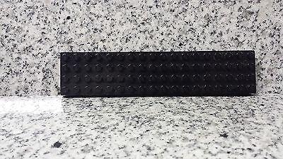 1x Lego 4x18 Platte Stein Steine Abdeckung schwarz #37
