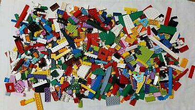 Lego 1 KG Bundle, Bag, Great Lot, Bricks and Parts, See images, VGC, #279