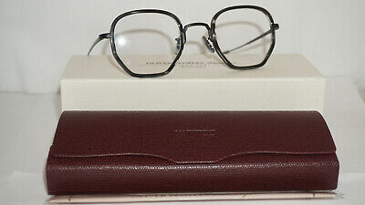 Oliver Peoples Eyeglasses RX Dark Tortoise Black OV1234 5062 46 24 (Oliver Peoples Eyeglasses)