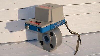 Fischer Porter 10d1475pn11pl29ky12a Mini-mag Magnetic Flowmeter 6-month Warranty