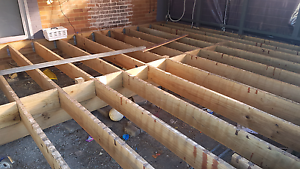 Structural timber treated pine joists Kogarah Rockdale Area Preview