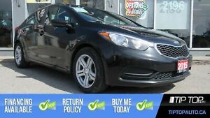 2015 Kia Forte LX ** Brand New Tires, Fuel Efficient, Well Equip