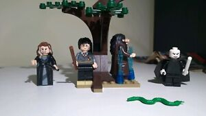 Lego Harry Potter 4865