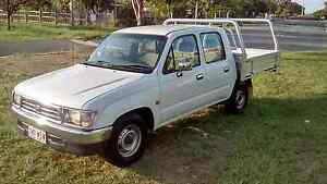 TOYOTA HILUX DUEL CAB 2WD Thornlands Redland Area Preview