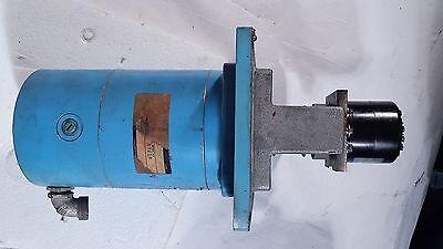 Wells Index Mill Servo Motor Encoder And Tach Encoder-os25-635-505-a13
