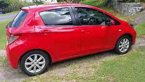 Toyota yaris yrx 2012 Airlie Beach Whitsundays Area Preview