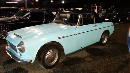 Wanted: Datsun fairlady roadster