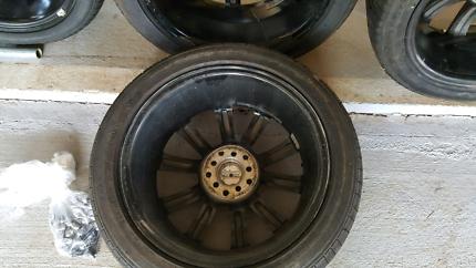 Ox wheels mags 500.00 o.n.o