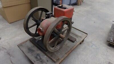 Mccormick Deering Throttle Governed Farm Engine