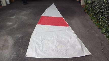 Mainsail for catamaran or dinghy