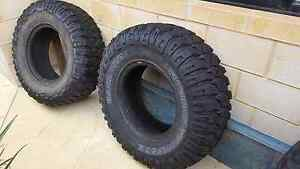 Mickey Thompson MTZ mud tyres 31x10.5 West Swan Swan Area Preview