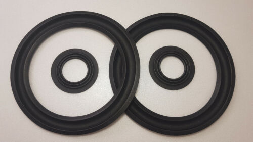 LOWTHER surround and spider (pair).  Fit all drivers
