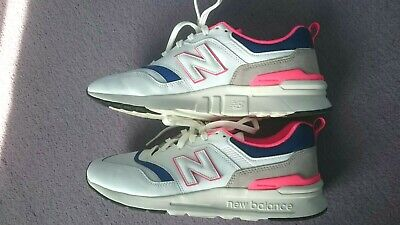 New Balance  997H Trainers - UK Size 11 1/2  *used *