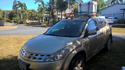 Nissan Morano suv 2006 4x4 Brisbane City Brisbane North West Preview