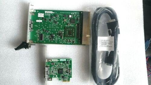 National Instruments NI PXI-8360 + PCIe-8361 + Cable,100%tested