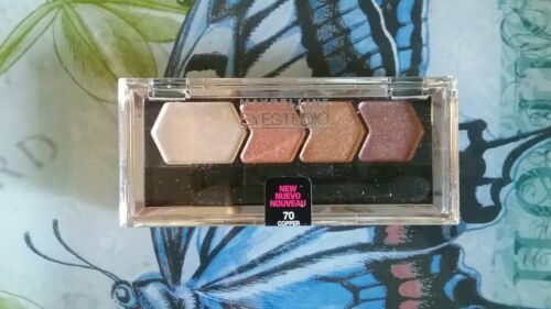 Maybelline New York Eye Studio Color Plush Silk Eyeshadow Co