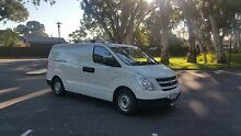 2009 HYUNDAI iLOAD TQ 5 SPEED MANUAL - Draw set up in rear Magill Campbelltown Area Preview