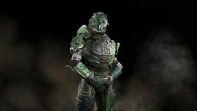 Star Citizen - Overlord Stinger / Switchback / Predator Armor Set -...