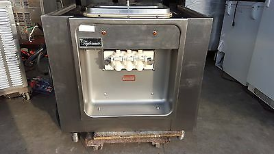 Taylor 162 Soft Serve Ice Cream Frozen Yogurt Machine Warranty 1ph Water