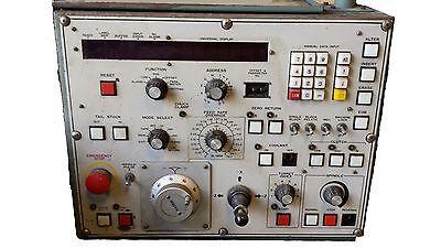 Mori Seiki Sl-3a Cnc Lathe Yasnac Control Operator Panel