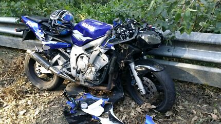 Yamaha YZF-R6 1999 Greenslopes Brisbane South West Preview