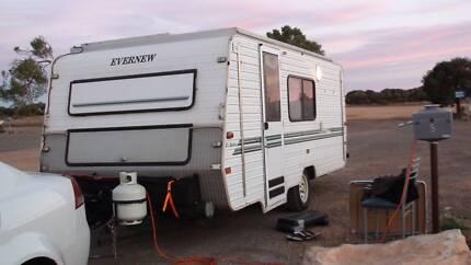 caravan pop top evernew 1997 Lalor Whittlesea Area Preview