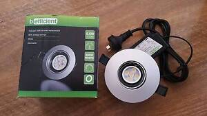 lED down lights, All New in box.$6 Each Manly West Brisbane South East Preview