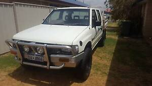 1993 Holden Rodeo Ute Australind Harvey Area Preview