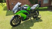 Kawasaki Ninja 650L Thornton Maitland Area Preview