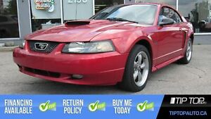 2002 Ford Mustang GT ** Manual, Leather, Low Km **