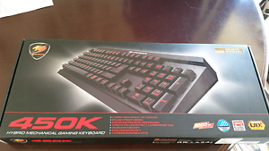 Hybrid mechanical gaming keyboard Bethania Logan Area Preview
