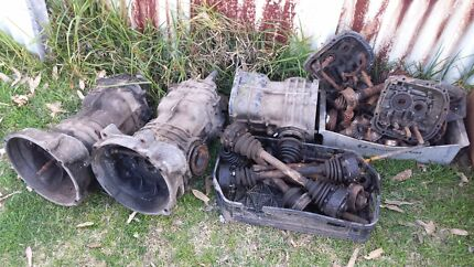Vw kombi gearbox lot buggy beetle baja etc Kurri Kurri Cessnock Area Preview