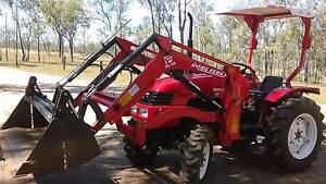 DONG FENG Z45 - LOW HOURS - ATTACHMENTS - GREAT 4 SMALL HOLDINGS Bowen Whitsundays Area Preview