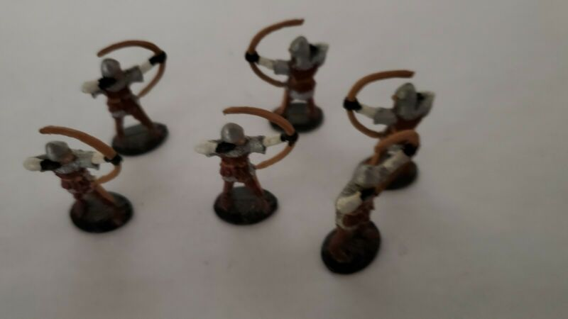 Ral Partha Dungeons and Dragons Miniatures Archers